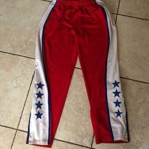 Philadelphia 76s warmup suit
